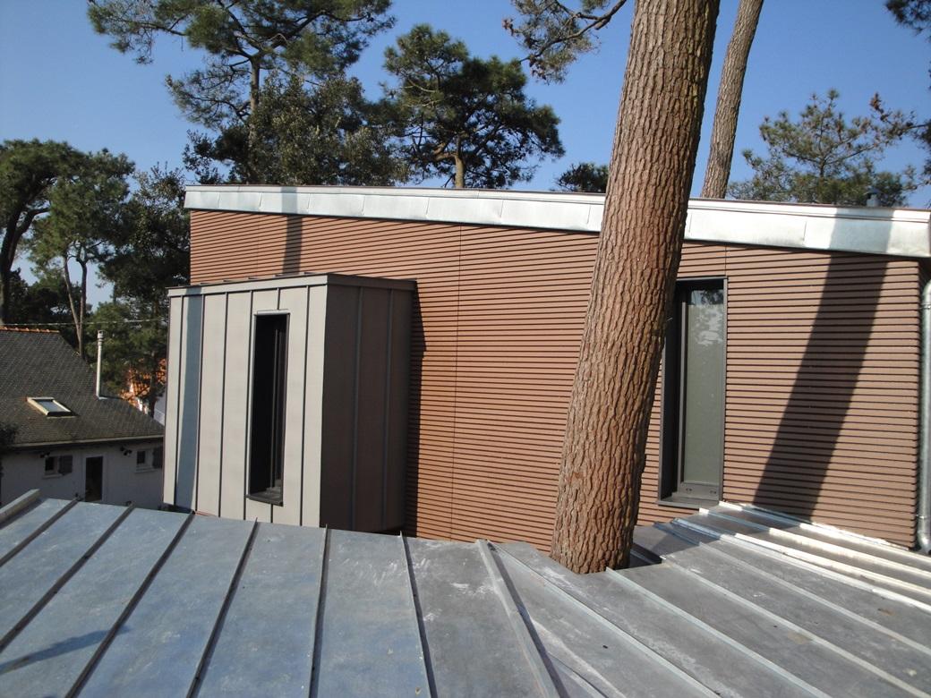 Concepts - Maison sur la dune
